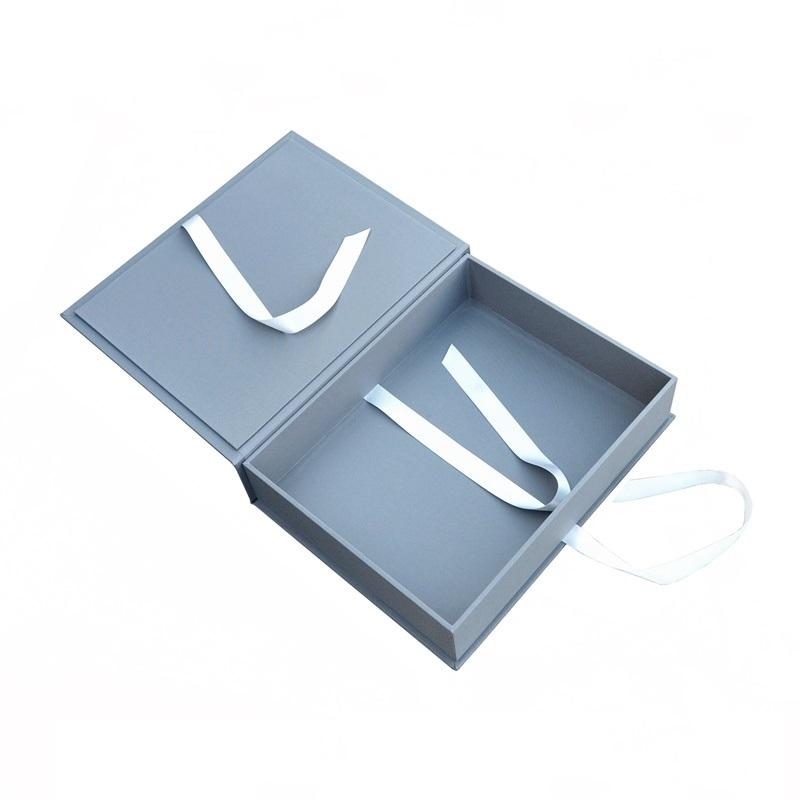Ribbon Photo Album Box