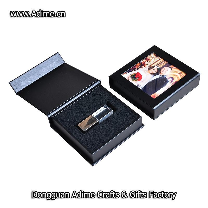 wedding USB flash drive pen box