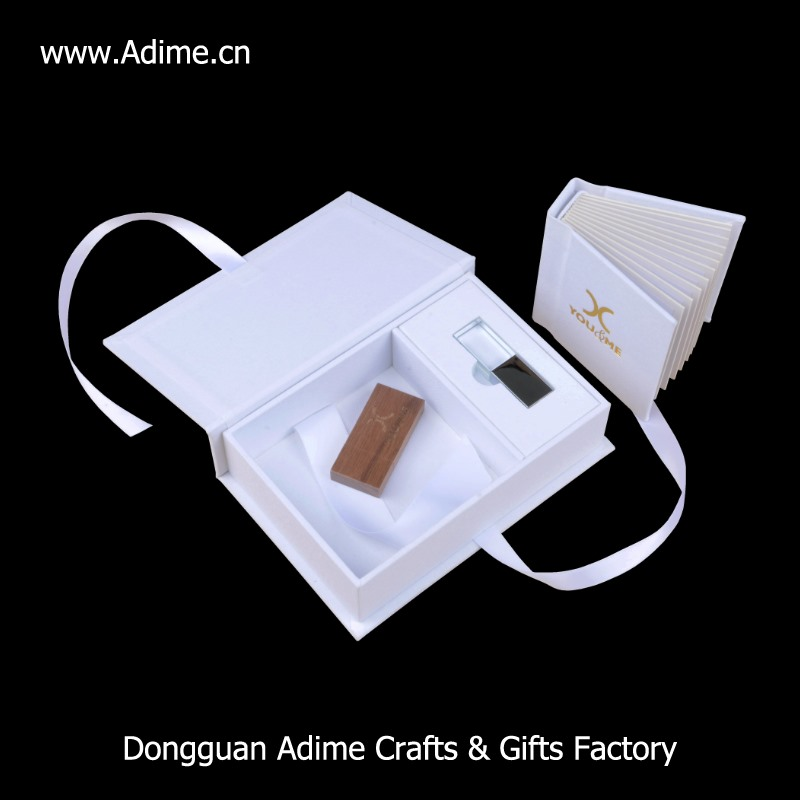 Album and USB packaging gift box