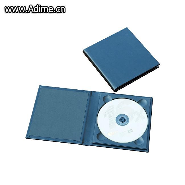 Single Leather CD Cover album