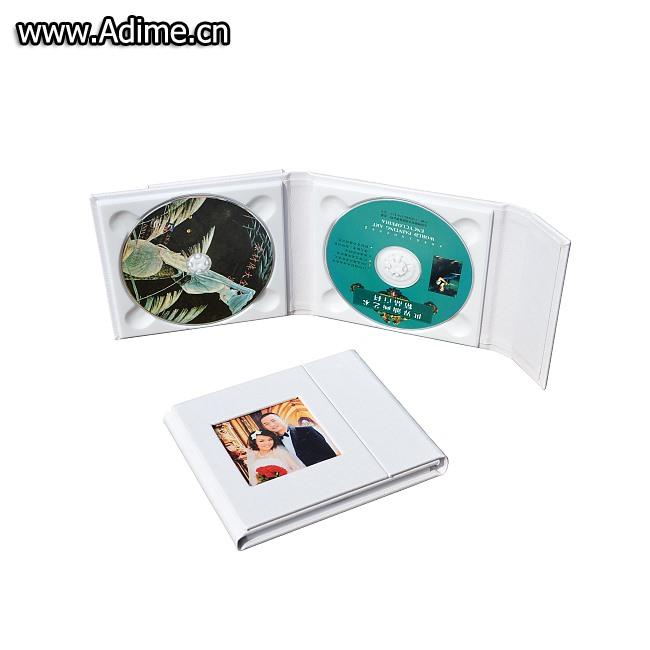 Custom DVD Cases Leather