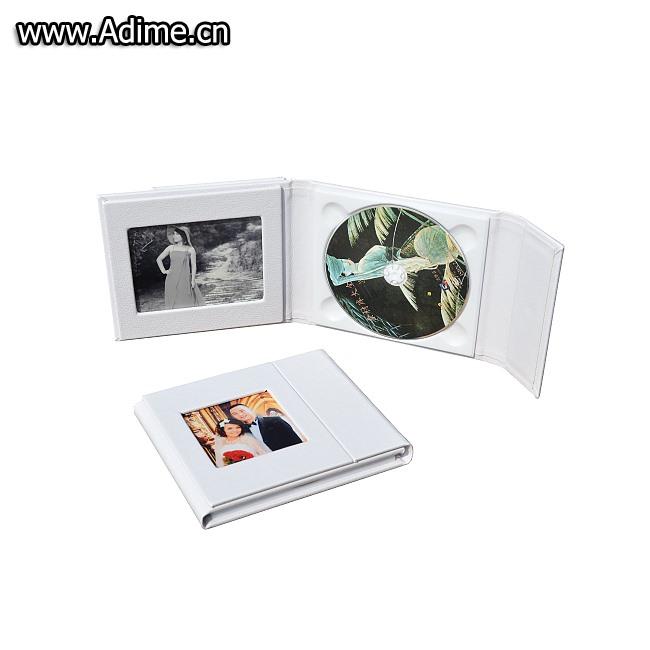 wedding Leather CD DVD Disc Gift Box