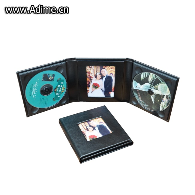 Deluxe wedding CD DVD Album