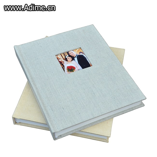 wedding Linen Self Mount Album