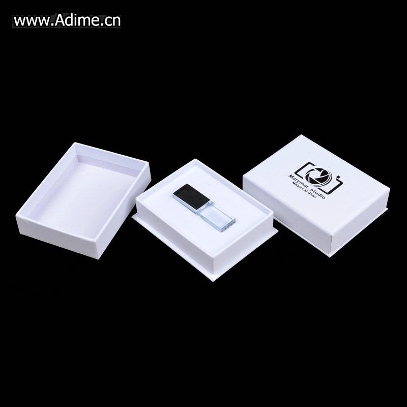 Vinyl Paper USB Gift Box