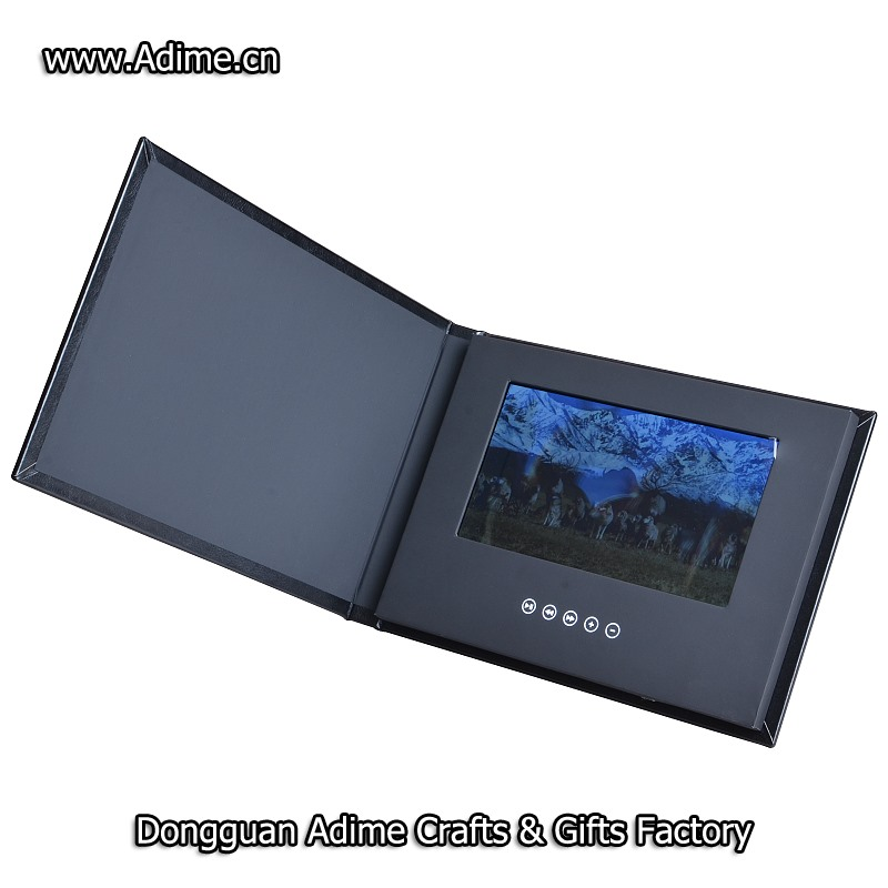 LCD Screen Video Album