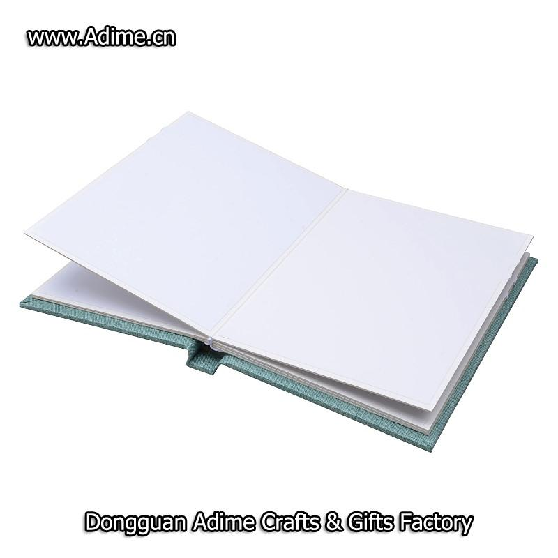 Linen Stick Photo Album